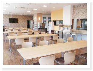 1Fカフェ・レストラン