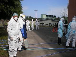 東日本大震災への支援
