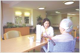 介護老人保健施設エスペーロ 起床