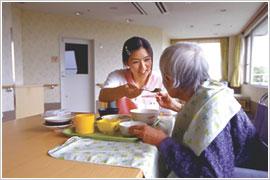 介護老人保健施設エスペーロ 食事