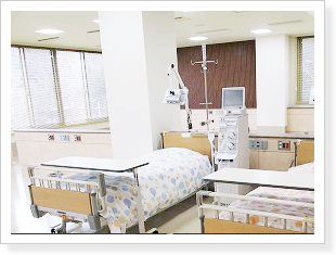 2F回復期リハビリテーション病棟